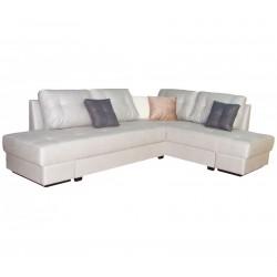 Угловой диван Августа (задняя спинка ткань)