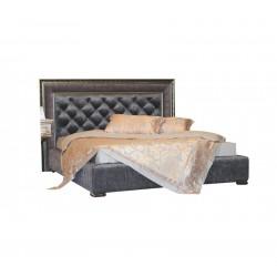 Кровать мягкая Барокко с ящиком