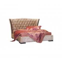 Кровать мягкая Людовик с подъемным механизмом и ящиком