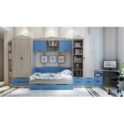 Детская кровать Л-9