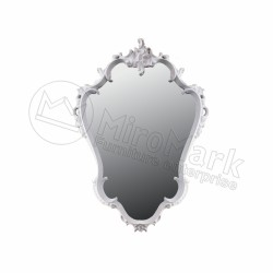 Зеркало Renesans белое
