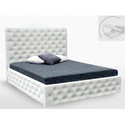 Мягкая кровать Дианора 1,6х2,0 Подъемная с каркасом