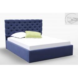Мягкая кровать София 1,6х2,0 Подъемная с каркасом