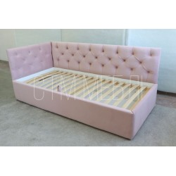 Мягкая кровать Принцесса