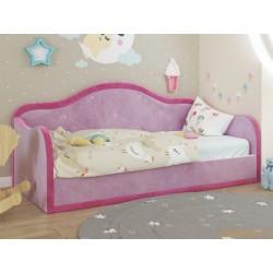 Кровать мягкая Дикси
