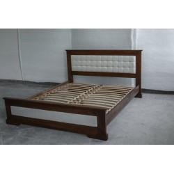 Кровать деревянная Перлинка