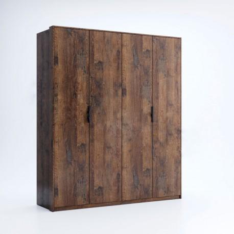 Шкаф 4Д Квадро / Quadro