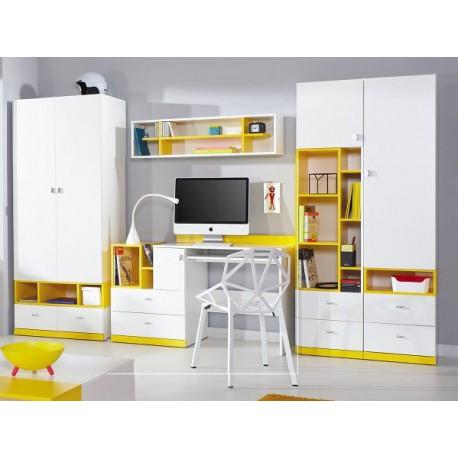 Моби цветная модульная мебель для детской