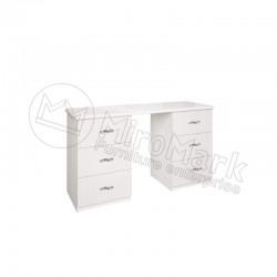 Спальня Прованс белый глянец Туалетный столик 6Ш