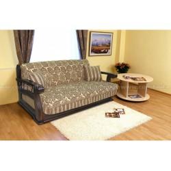 Прямой диван Цезарь (аккордеон)