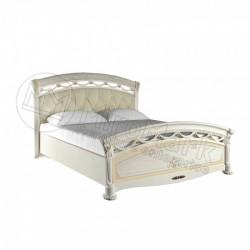 Спальня Роселла кровать 1,60*2,00 мягкая спинка Люкс (без каркаса) радика беж