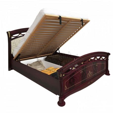 Роселла Кровать 160 мягкая спинка