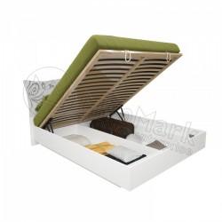 Спальня Богема Кровать 1,80*2,00 с подъемным механизмом