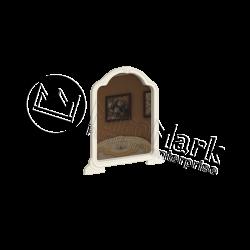 Спальня Мартина радика беж Зеркало