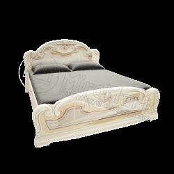 Спальня Мартина радика беж Кровать 1,80*2,00 без каркаса