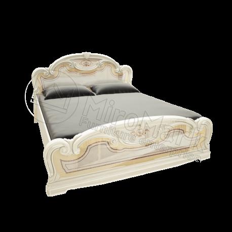 Спальня Мартина радика беж Кровать 1,60*2,00 без каркаса