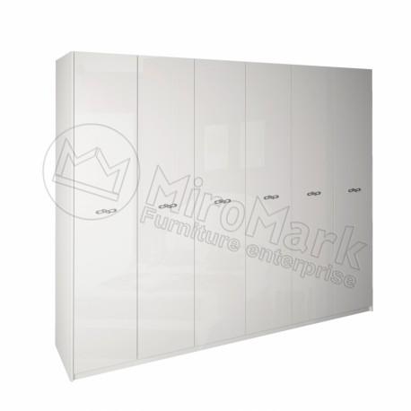 Шкаф платяной 6Д Империя