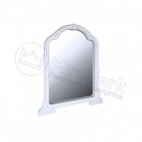 Спальня Футура белый глянец Зеркало