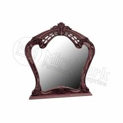 Спальня Олимпия перо рубино Зеркало