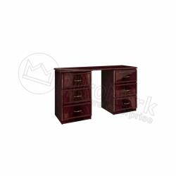 Спальня Олимпия перо рубино Туалетный столик 6Ш