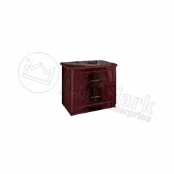 Спальня Олимпия перо рубино Тумба прикроватная 2Ш