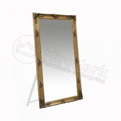 Зеркало с подставкой Manchester  золото