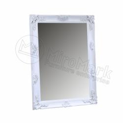 Зеркало Manchester 1300х800 белое