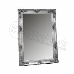 Зеркало Manchester 1300х800 серебро