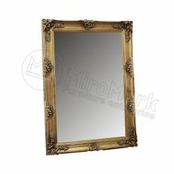Зеркало Manchester 1300х800 золото