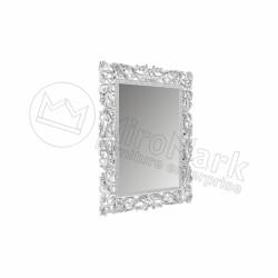 Зеркало Franco белое