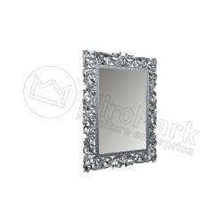 Зеркало Franco серебро