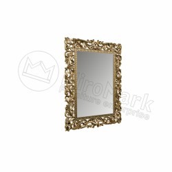 Зеркало Franco золото