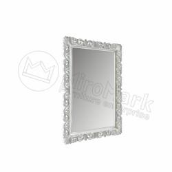 Зеркало Gretta белое