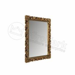 Зеркало Gretta золото