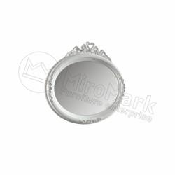 Зеркало Pandora new белое