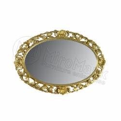 Зеркало Odagio золото