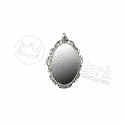 Зеркало Rosana  серебро