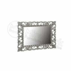 Зеркало Pionia 1000*800 серебро