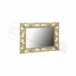 Зеркало Pionia 1000*800 золото