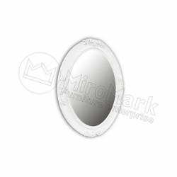 Зеркало Laura белое