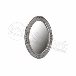 Зеркало Laura серебро