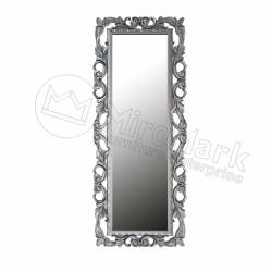 Зеркало Lara серебро