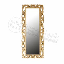 Зеркало Lara золото